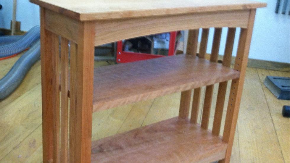 Bedside table/bookshelf