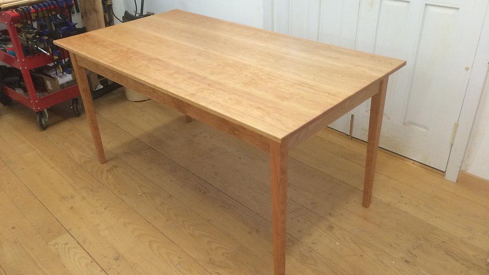 Shaker rectangular table