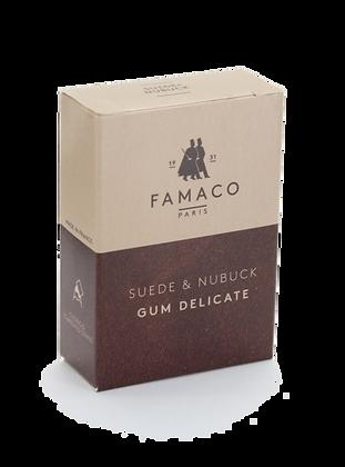 Famaco Gomme Douce délicate Nubuck 1