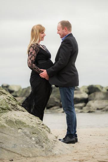Gravid par