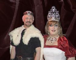 Dan Knobbe and Lana Caine