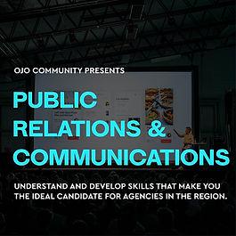 PR & Communications Course
