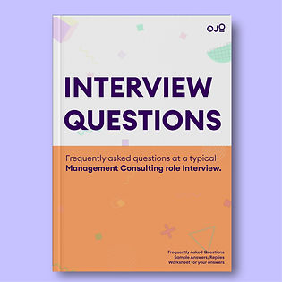 Interview Questions: Management Consulting