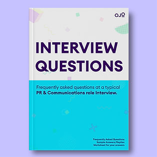 Interview Questions: PR & Communications