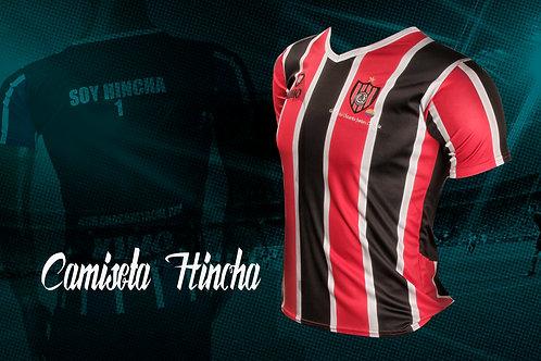 Camiseta  Hincha