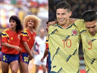 ¿Cómo ha evolucionado el jugador colombiano en los últimos 30 años?