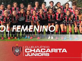 Fútbol femenino: en Chacarita las mujeres sí cuentan