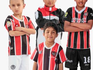 Divisiones inferiores con proyección profesional, un reto para el fútbol colombiano