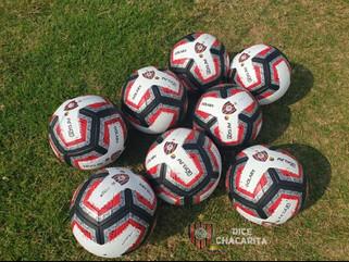 Dice Chacarita: Liga Bogotá, nuevo balón y mucho más