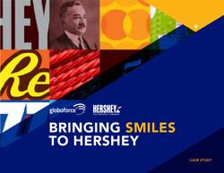 Hershey Case Study