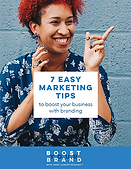 7 easy marketing tips to boost your brand