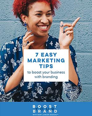7 easy marketing tips