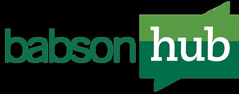 babson hub logo for web