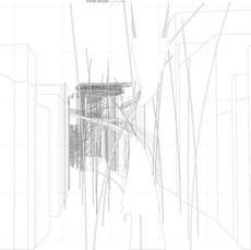 Conceptual design for raised walkways