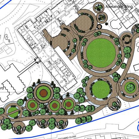 Landscape Design for the RHN, Putney