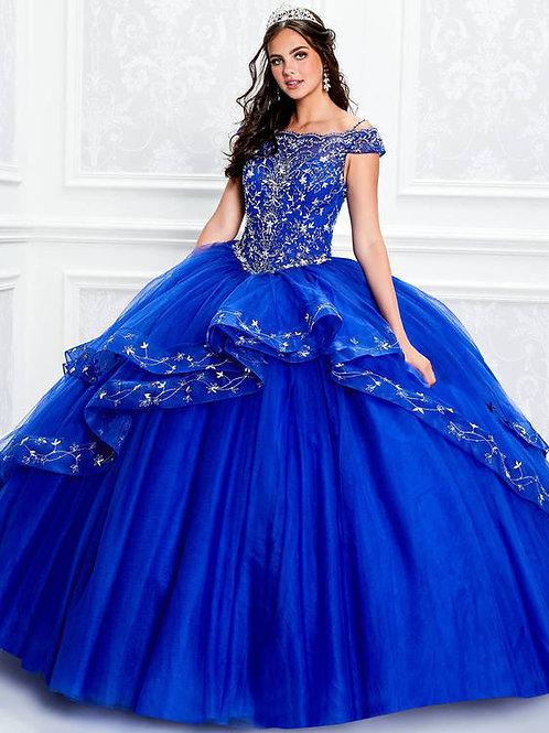 Ariana Vara #PR11926- Royal Blue -Size 8