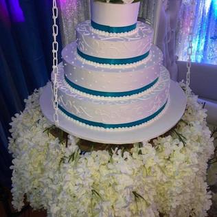 Sweet 15/16 Cake