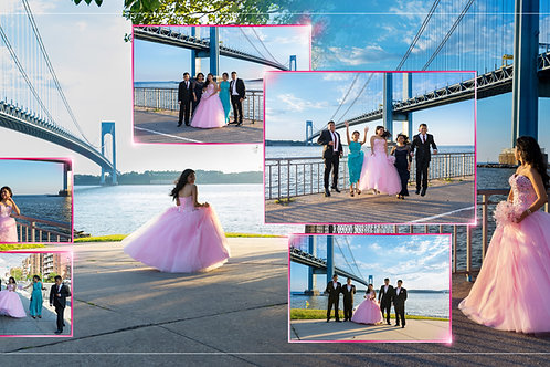 SWEET 16 PHOTO & VIDEO B BASIC PACKAGE
