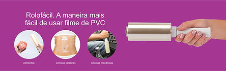 Rolo Facil de PVC