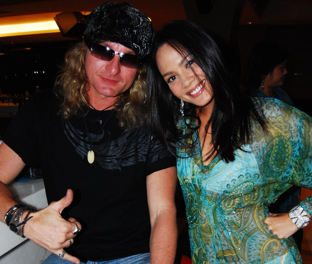 Tommy Train & Sonya couling