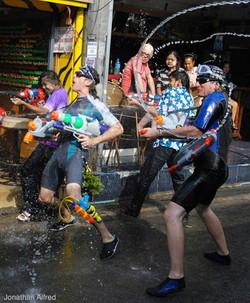 Songkran shoot Pattaya, Thailand