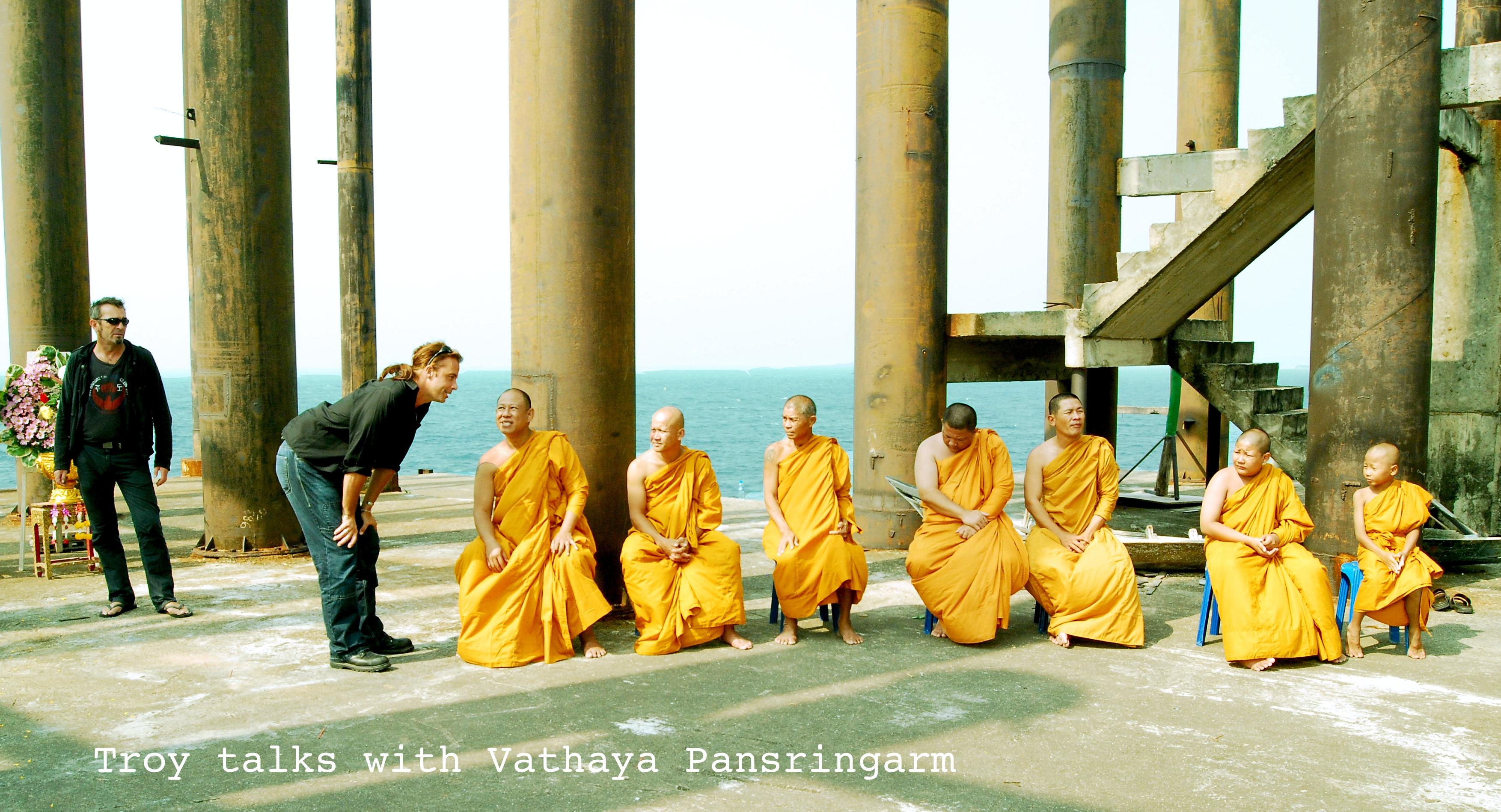 Vithaya on location