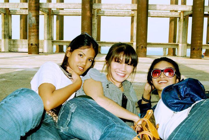 Meena, Koi and DK
