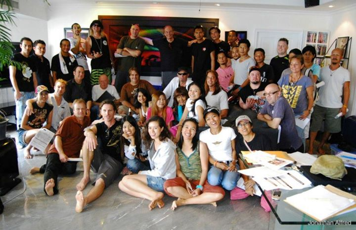 Cast and crew Thailand