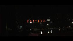 Pattaya sign at night