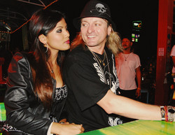 Tommy Train & Meena