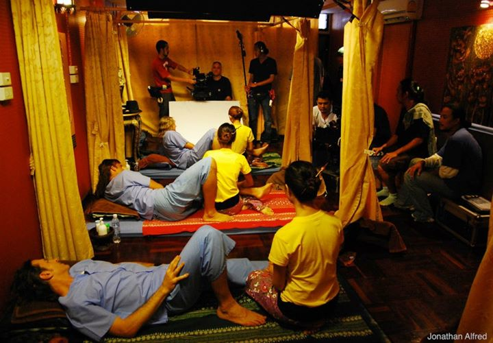 Location Utopia massage, Pattaya