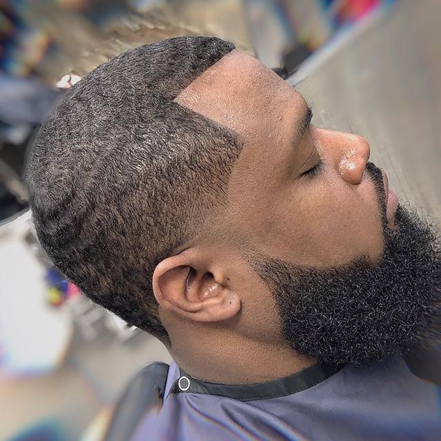 Wave Length Taper & Beard