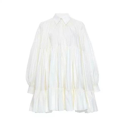 PUFFY SWING DRESS