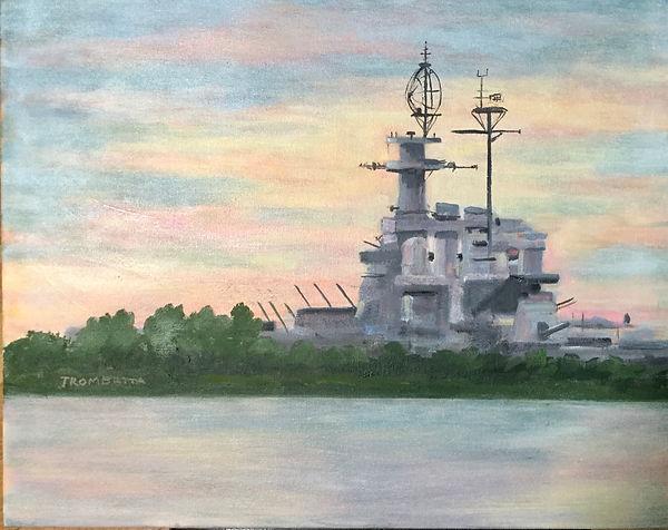 The Battleship
