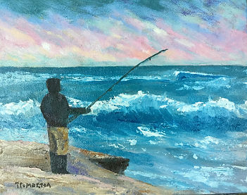 Fishin' in the Cold