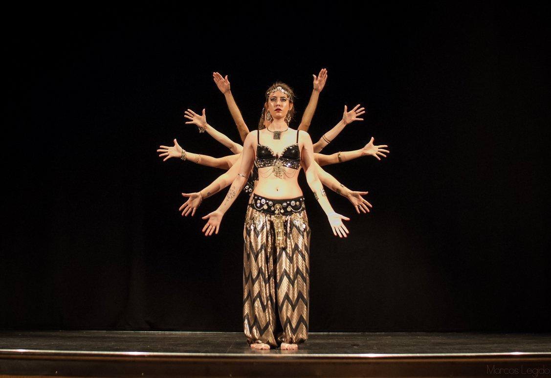 Tribal Fusion I (Iniciación)  MIE.