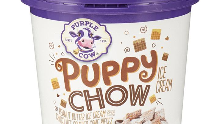 Pint of Puppy Chow Ice Cream