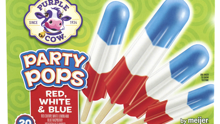 Party Pops (Red, White, & Blue)