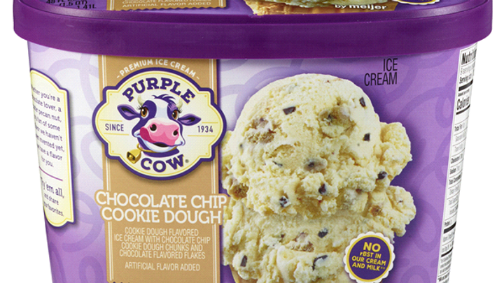 Large Chocolate Chip Cookie Dough