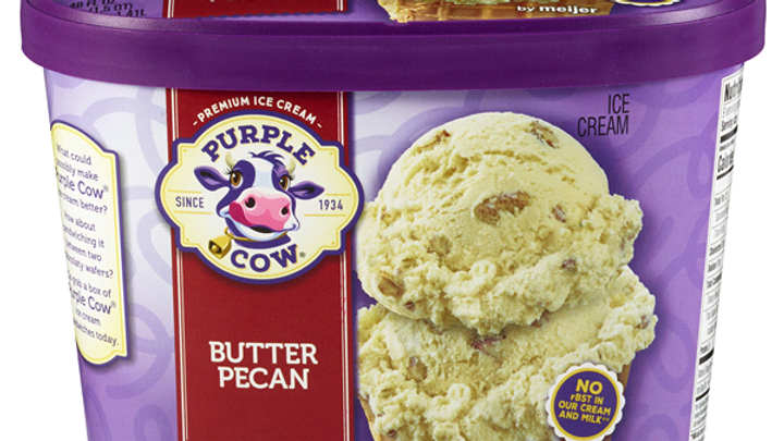 Large Butter Pecan