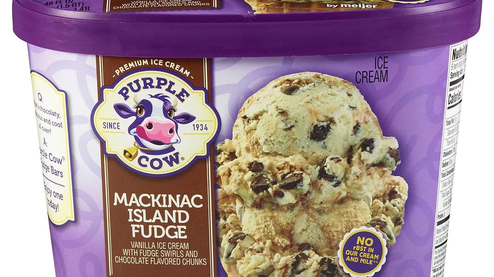 Large Mackinac Island Fudge