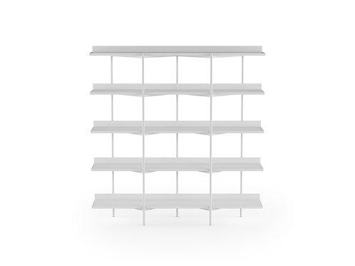 Kite Shelf - Satin White