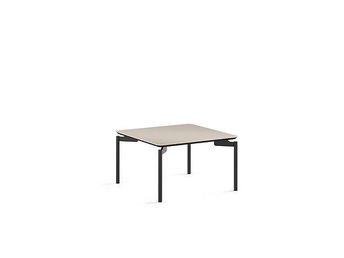 Radius Square Coffee Table - Taupe