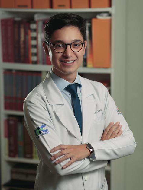Dr. Deivid Calebe de Souza - Geneticista