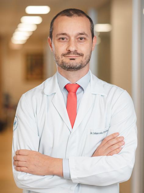 Dr. Marcelo Roberto Pereira Freitas - Oncologista Clínico