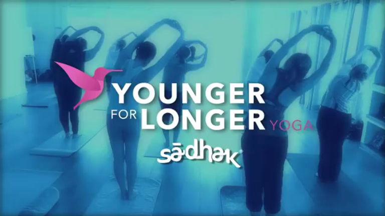 Younger for Longer Yoga
