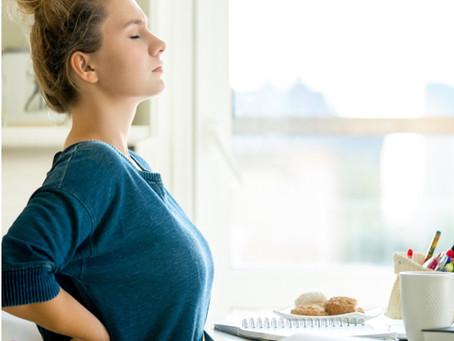 Como afecta el permanecer sentados por largas jornadas