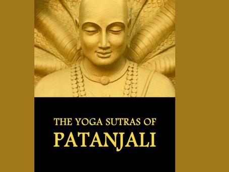 Patanjali y los Yoga Sutras