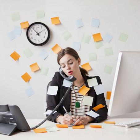 Trabalhar MUITO ou trabalhar BEM?