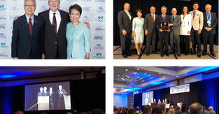 """Congratulation! Charlie W. Chen received the """"Citizen of the Year"""" award by Richardson Chamber of Co"""